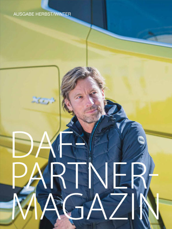 DAF-Partnermagazin Herbst/Winter 2021